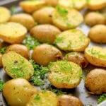 Бейби-картофель